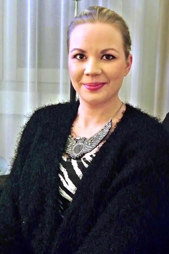Alexandra Byröd