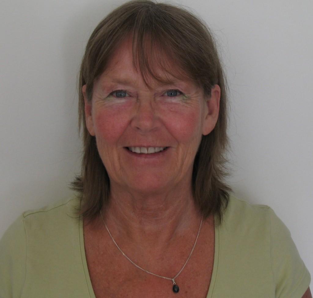 Gudrun Tiberg