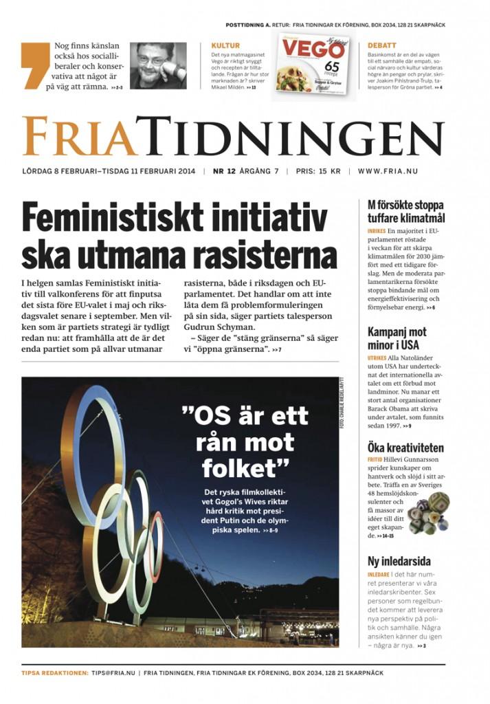 Fria Tidningen