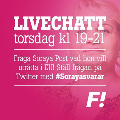 Soraya svarar