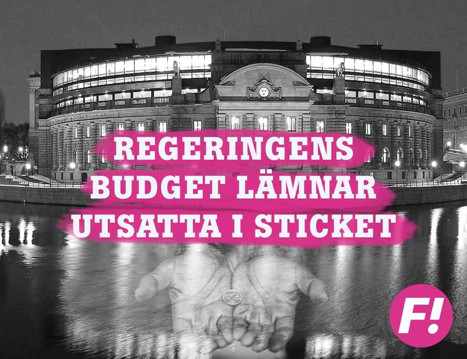 Regeringens budget