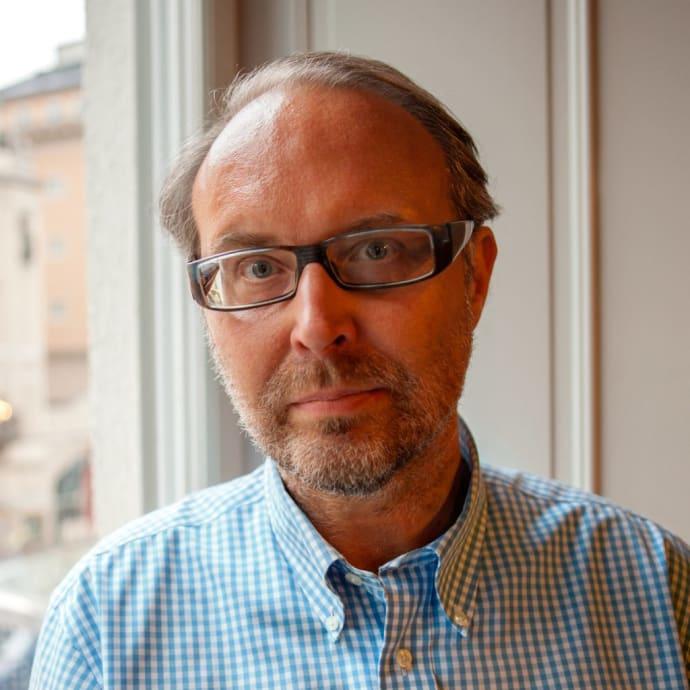 Tomas Pettersson, rättspolitisk talesperson Feministiskt initiativ