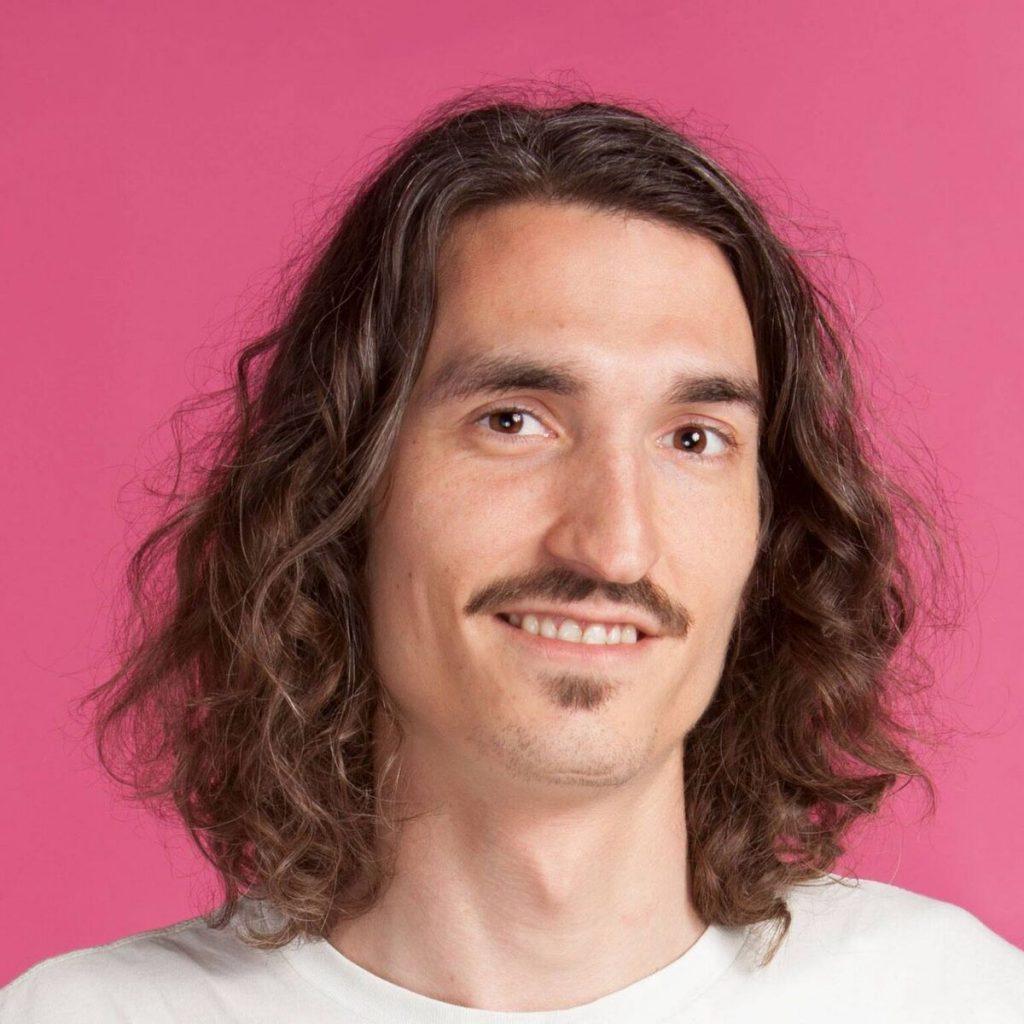 Adam Hjort, 32 år, Stockholm, Affärsområdesansvarig inom IT