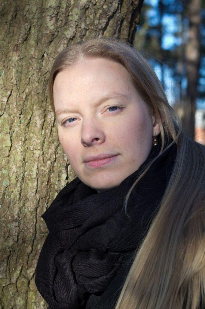 Cecilia Billskog, 38 år, Stockholm, Handläggare