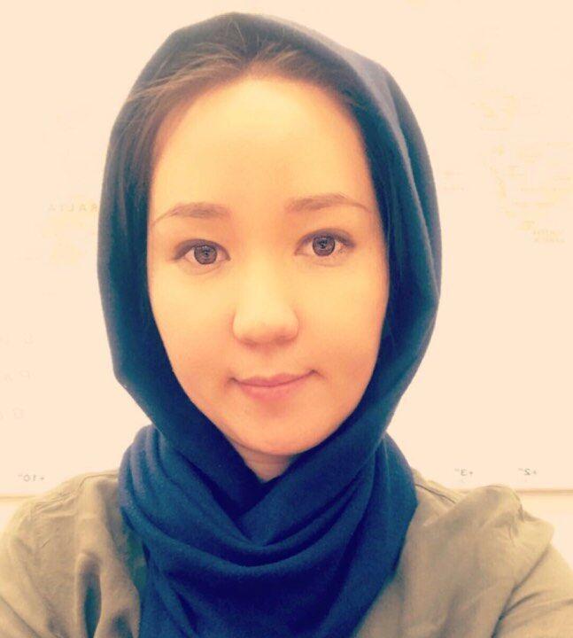 Elham Ahmadi, 19 år, Malmö, Studerande