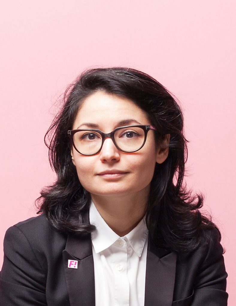 Gita Nabavi, 36 år, Stockholm, Projektledare