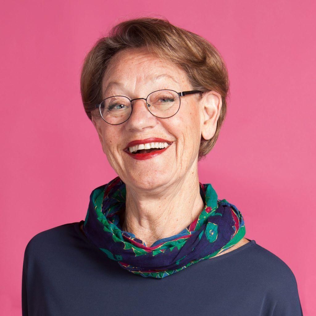 Gudrun Schyman, 70 år, Simrishamn, Partiledare