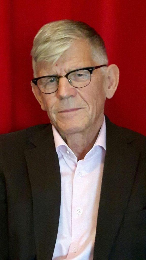 Gunno Gunnmo, 73 år, Stockholm, Pensionär, f d Polis