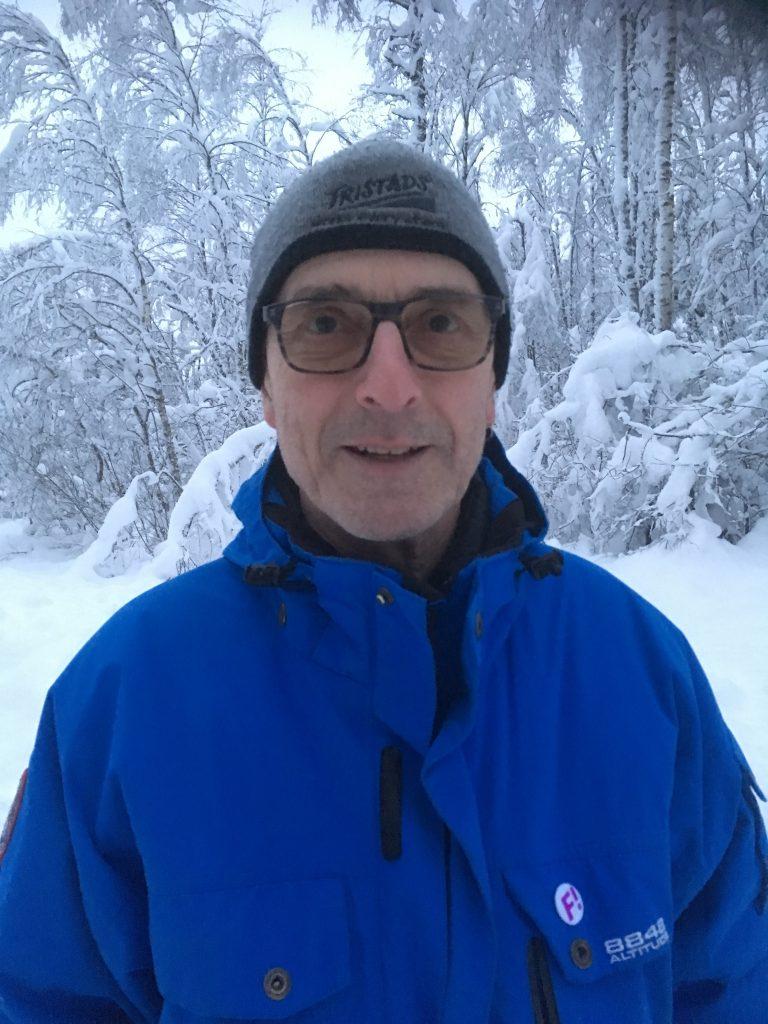 Mikael Gabrielsson, 60 år, Ransäter, Rytm- och samtalsterapeut