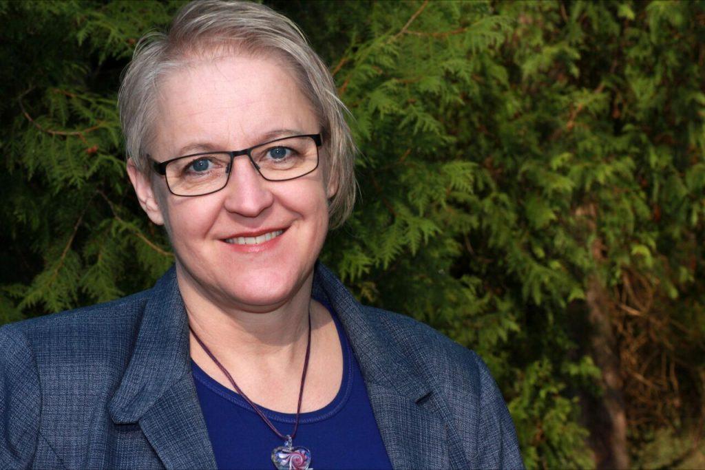 Inez Abrahamsson, 57 år, Latikberg/Vilhelmina, Biträdande rektor