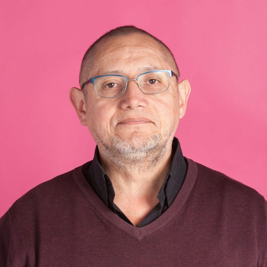 Jaime Gomez Alcaraz, 57 år, Höör, Dataingenjör