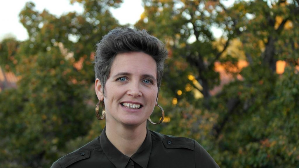 Johanna Ivarsson, 44 år, Landskrona, Socionom