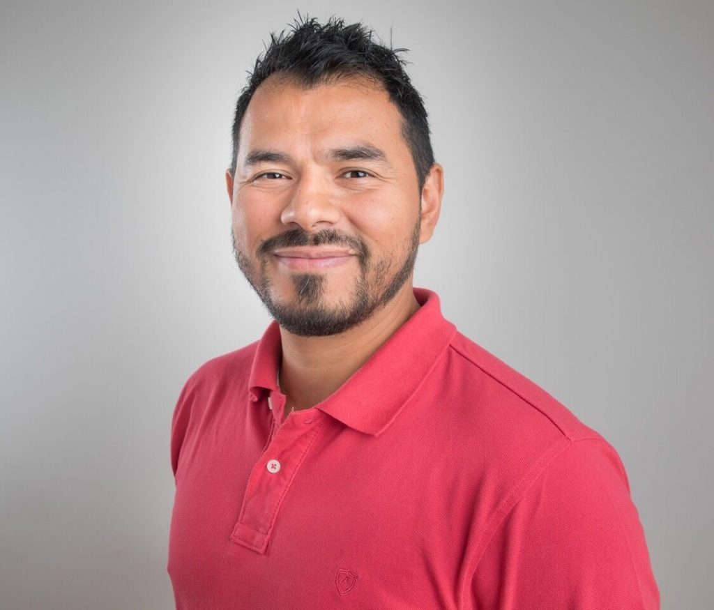 Luis Lineo, 42 år, Stockholm, Verksamhetsutvecklare, mediehuset Fanzingo
