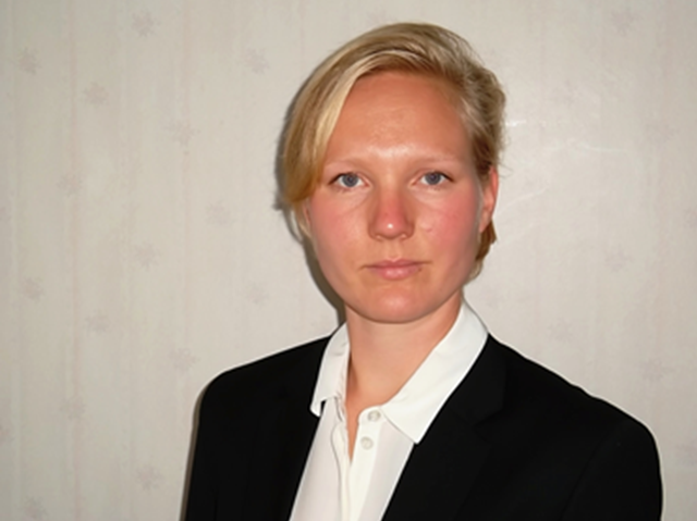 Maria Borgström, 34 år, Uppsala, Leg fysioterapeut