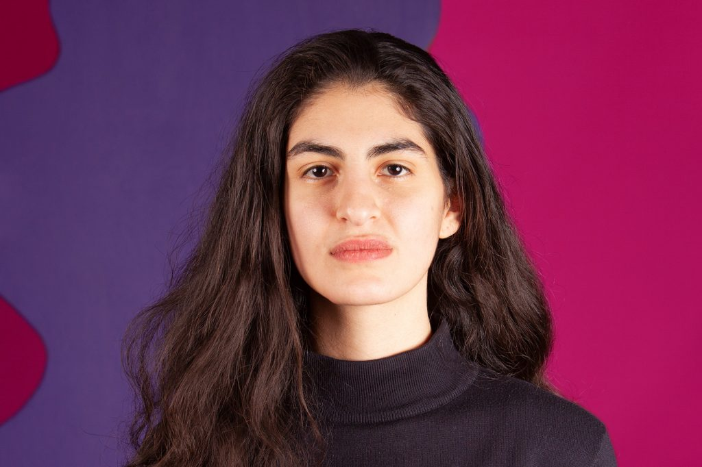 Baharan Raoufi-Kvist, 26, Ödeshög, Föräldraledig