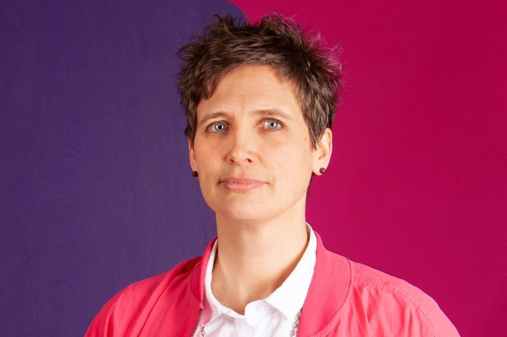 Johanna Ivarsson, 44, Landskrona, Socionom