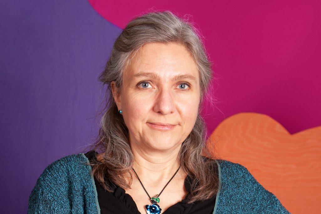 Karin Ploen, 51, Stockholm, Generalsekreterare för en ideell organisation