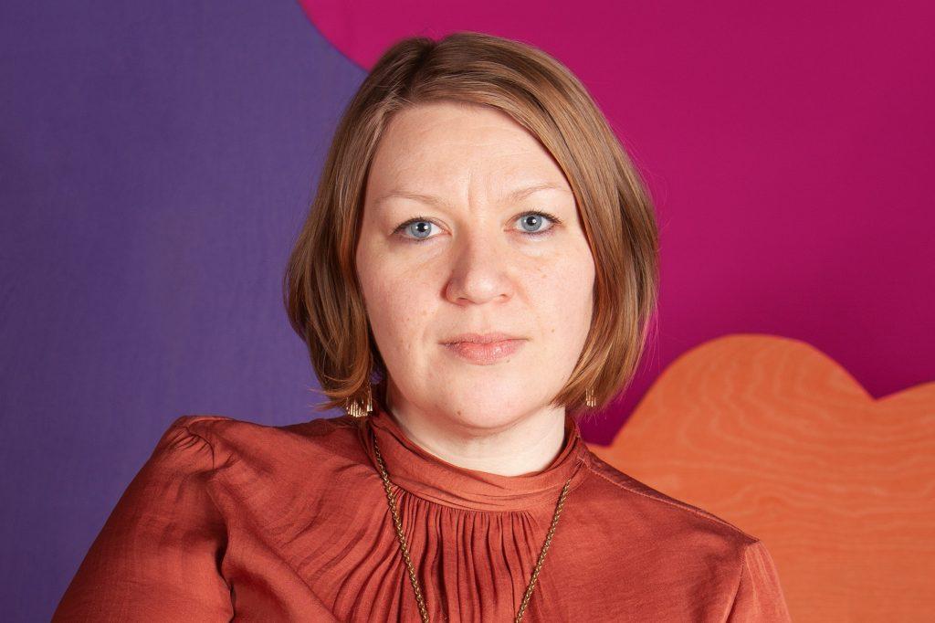 Lisa Ryhänen, 35, Kiruna, Barnskötare