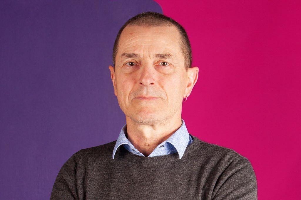 Mikael Gabrielsson, 60, Ransäter, Rytm- och Samtalsterapeut