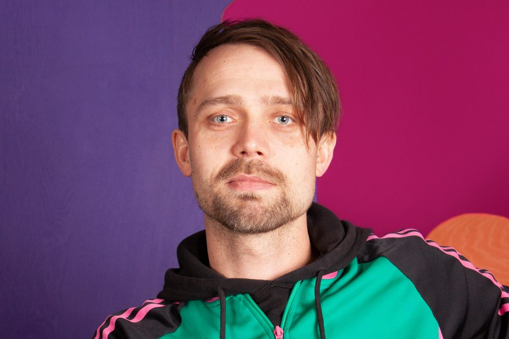 Pelle Hällje, 36, Göteborg, Biståndsarbetare