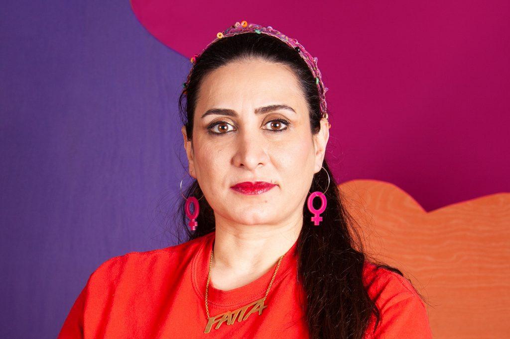 Toktam Jahangiry, 44 år, Malmö, Utbildare, Våld i nära relationer